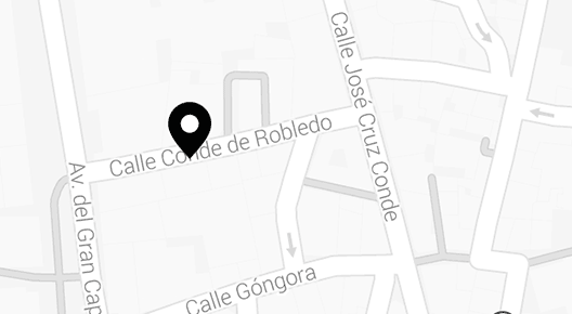 Mapa de localicación